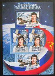 Poštovní známky Burundi 2012 Sovětský průzkum vesmíru DELUXE Mi# 2431,34 B Block - zvětšit obrázek