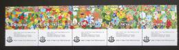 Poštovní známky Izrael 1978 Květiny Mi# 746-50 - zvětšit obrázek