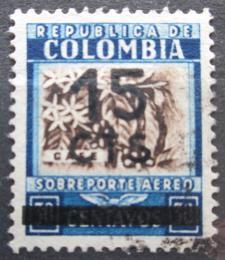 Poštovní známka Kolumbie 1939 Káva přetisk Mi# 399 - zvětšit obrázek