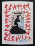 Poštovní známka Gambie 1992 LOH Barcelona Mi# Block 145