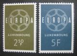 Lucembursko 1959 Evropa CEPT Mi# 609-10
