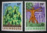 Poštovní známky Lucembursko 1986 Evropa CEPT Mi# 1151-52