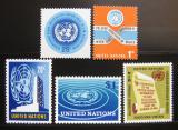 OSN New York 1965-66 Různé motivy SC# 146-50