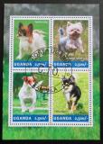 Uganda 2014 Psi Mi# 3310-13 Kat 12€