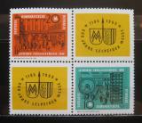 DDR 1964 Lipský veletrh Mi# 1012-13 Kat 25€