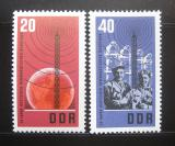 DDR 1965 Rádiové vysílání Mi# 1111-12