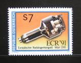 Rakousko 1991 Kongres rádiologů Mi# 2037