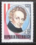 Poštovní známka Rakousko 1990 Ferdinand Raimund, herec Mi# 1993