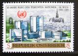 Poštovní známka Rakousko 1989 Budovy OSN ve Vídni Mi# 1966