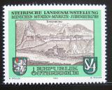 Poštovní známka Rakousko 1989 Štýrská exhibice Mi# 1953