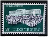 Poštovní známka Lucembursko 1964 Vzdělávací centrum Mi# 699