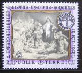 Poštovní známka Rakousko 1989 Lékařský kongres Mi# 1994