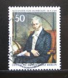 Poštovní známka Západní Berlín 1969 Alexander von Humboldt Mi# 347