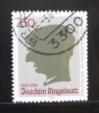 Poštovní známka Západní Berlín 1983 Joachim Ringelnatz, spisovatel Mi# 701