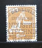 Poštovní známka Západní Berlín 1982 Lžicový bagr Mi# 670