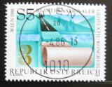 Poštovní známka Rakousko 1986 Geotextilní kongres Mi# 1844