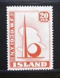 Poštovní známka Island 1939 Světová výstava NY Mi# 204