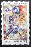Poštovní známka Rakousko 1992 Sport dělníků Mi# 2052