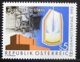 Poštovní známka Rakousko 1992 Ocelárna LD Mi# 2063