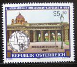 Poštovní známka Rakousko 1992 Konference ombudsmanů Mi# 2076