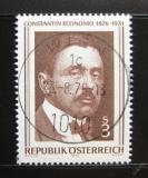 Poštovní známka Rakousko 1976 Constantin Economo, lékař Mi# 1518