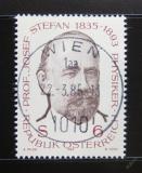 Poštovní známka Rakousko 1985 Josef Stefan, lékař Mi# 1807