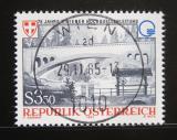 Poštovní známka Rakousko 1985 Vídeňský kanál Mi# 1834