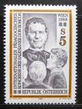 Poštovní známka Rakousko 1988 Svatý John Bosco Mi# 1909