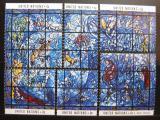 Poštovní známky OSN New York 1967 Umění Mi# 190-95