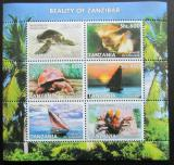 Poštovní známka Tanzánie 2006 Zanzibar Mi# 4395-4400