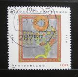 Poštovní známka Německo 1998 Hildegard von Bingen Mi# 1981