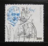 Poštovní známka Německo 1997 Dieselový motor Mi# 1942
