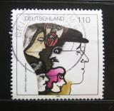 Poštovní známka Německo 1998 Bertolt Brecht Mi# 1972