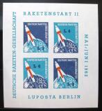 Viněta Německé rakety Aršík, hledané