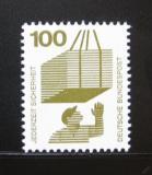 Poštovní známka Německo 1972 Prevence před nehodami Mi# 702