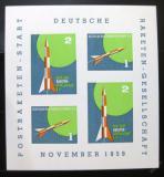 Viněta Německé rakety Aršík