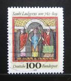 Poštovní známka Německo 1992 Svatý Ludgerus Mi# 1610