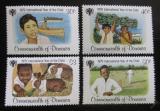 Poštovní známky Dominika 1979 Mezinárodní rok dětí Mi# 625-29