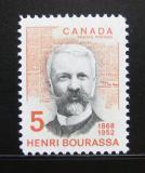 Poštovní známka Kanada 1968 Henri Bourassa Mi# 426