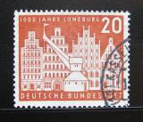Poštovní známka Německo 1956 Lüneburg milénium Mi# 230