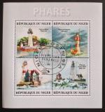Poštovní známky Niger 2013 Majáky Mi# 2192-95 Kat 12€
