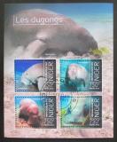 Poštovní známky Niger 2013 Dugong Mi# 2565-68 Kat 12€