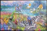 Poštovní známky Niger 2015 Motýli Mi# 3400-03