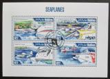 Poštovní známky Maledivy 2013 Letadla Mi# 4998-4501 Kat 11€