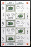 Poštovní známky Rakousko 2001 Den známek Arch Mi# 2345 Kat 40€