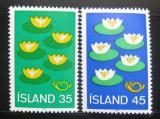 Poštovní známky Island 1977 NORDEN, severská spolupráce Mi# 520-21