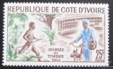 Poštovní známka Pobřeží Slonoviny 1971 Den známek Mi# 231