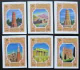 Poštovní známky Kyrgyzstán 2005 Evropa CEPT Mi# 449-54 B 17€