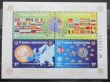Poštovní známky Bosna a Hercegovina 2005 Výročí Evropa CEPT Mi# Bl 27 A