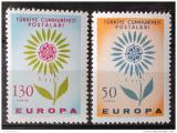 Poštovní známky Turecko 1964 Evropa CEPT Mi# 1917-18